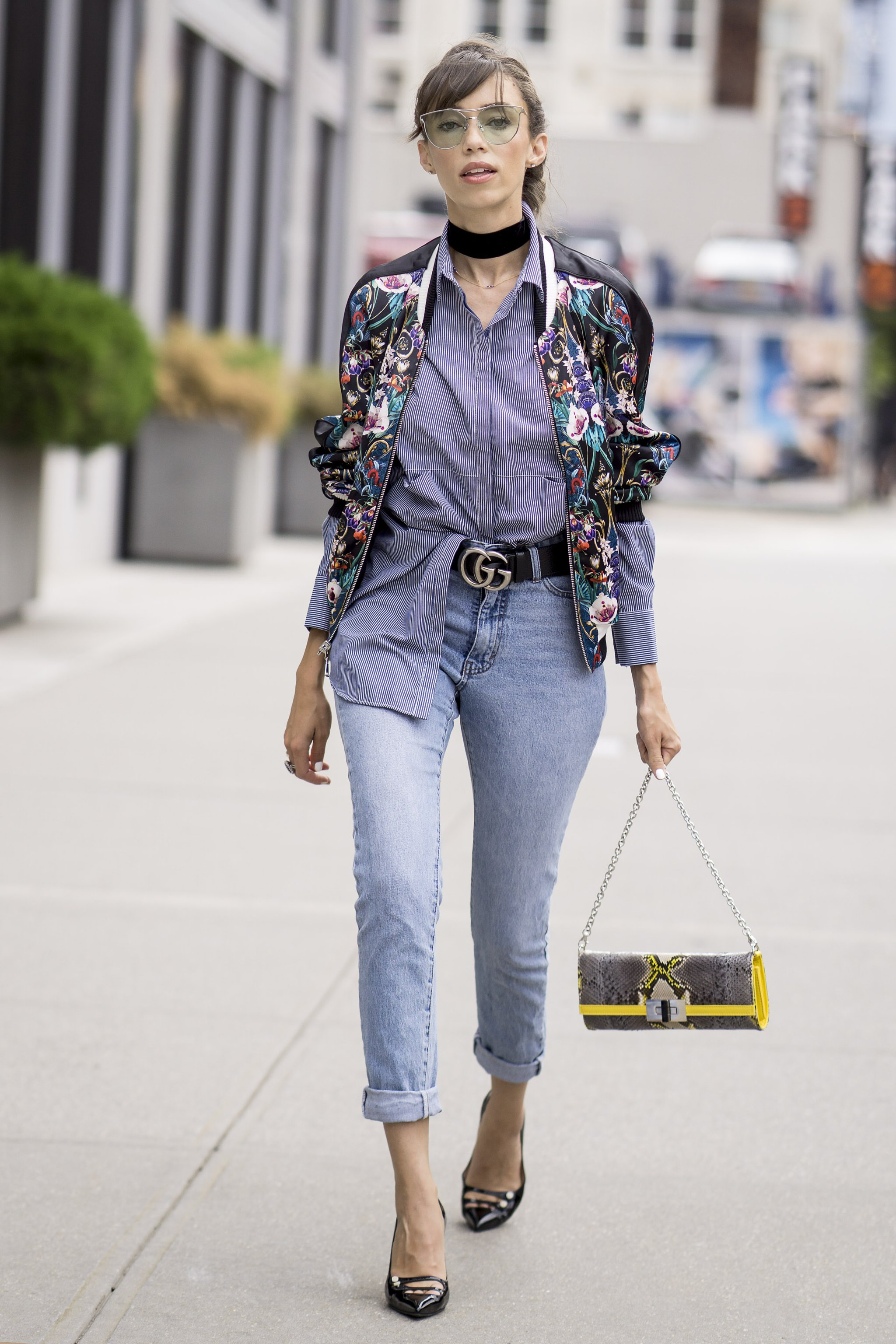 Street style from New York Fashion Week Spring/Summer 2018 58